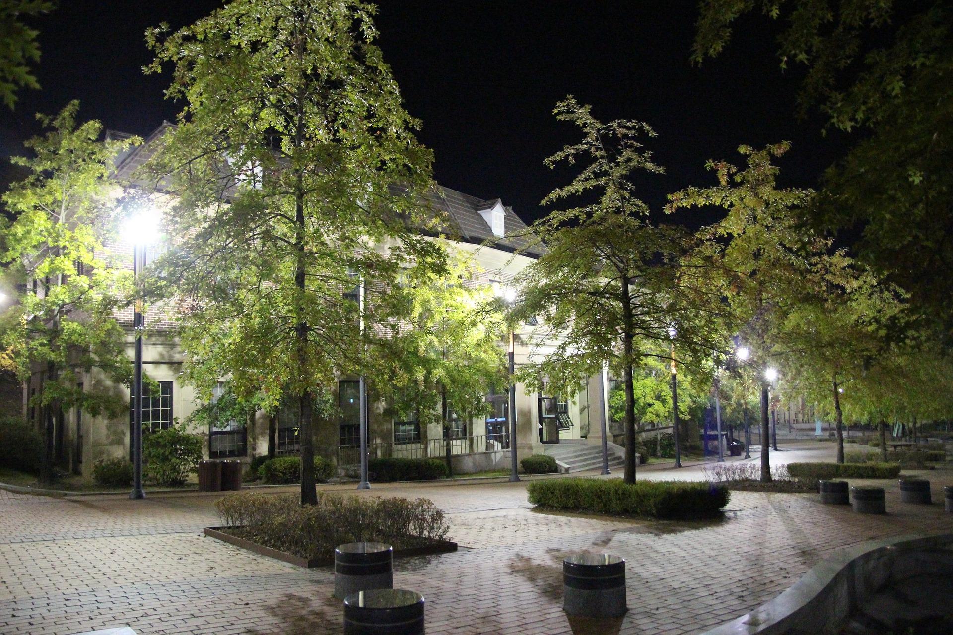 Ombouw van de openbare verlichting naar Led verlichting